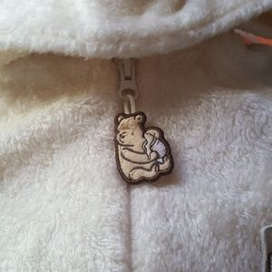 CLASSIC Winnie the Pooh BABY Bunting